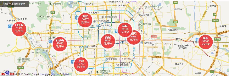 金九银十下投资升值铁律:如何选择北京增值房产
